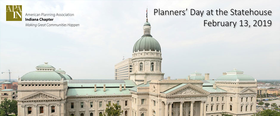 Planners' Day at the Statehouse