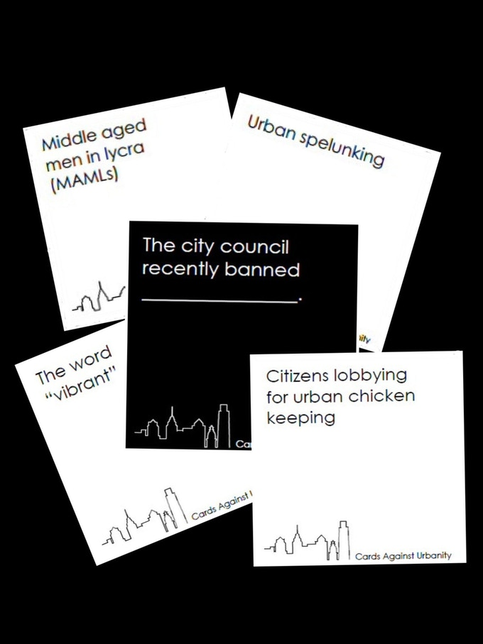 Cards Against Urbanity